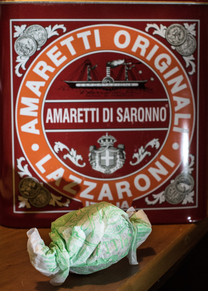 Day 363/1459 - It's been and Amaretti cookie Christmas.